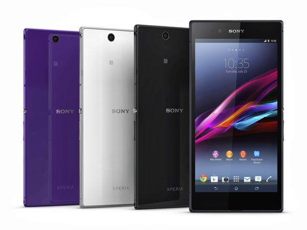 Sony Xperia Z Ultra Android Smartphone