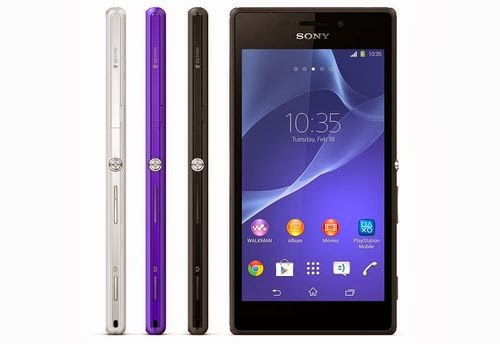 Sony Xperia M2 Android Smartphone
