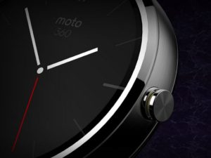 Motorola Moto 360 kommt mit Wireless-Charging-Feature
