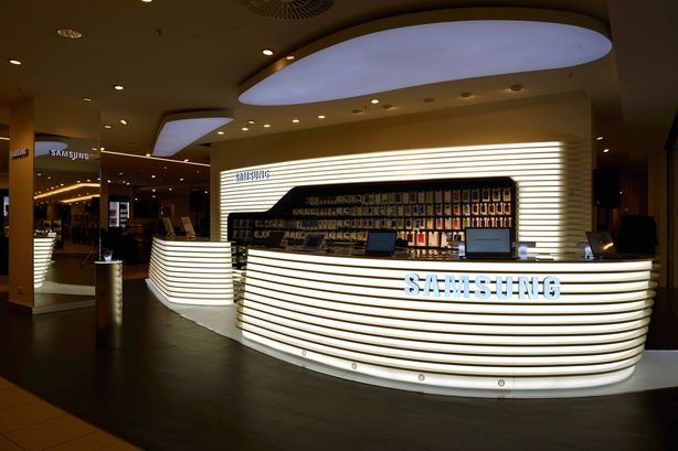 Samsung, Samsung Mobile Store