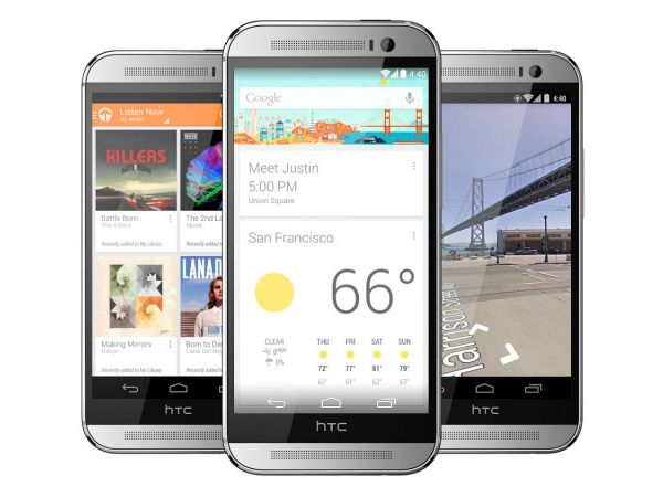 HTC, HTC One (M8), Google Play Edition