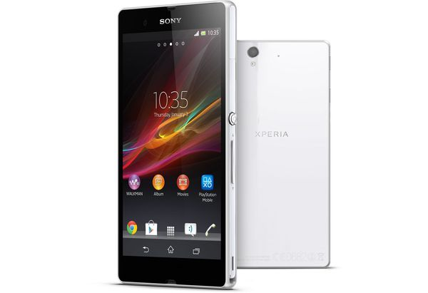 Sony Xperia Z Android Smartphone