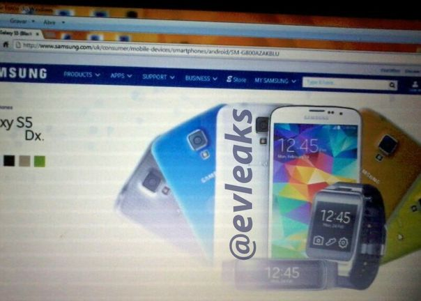 Samsung, Galaxy S5 Dx, Samsung Galaxy S5 Dx