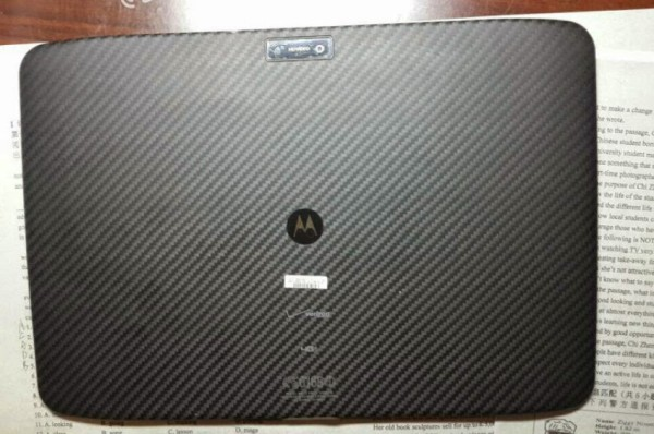 Motorola, Tablet