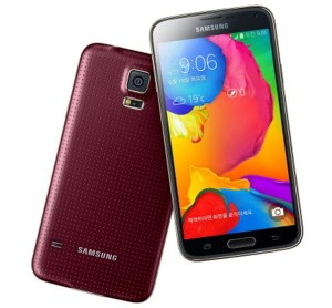 Samsung Galaxy S5 LTE-A Android Smartphone