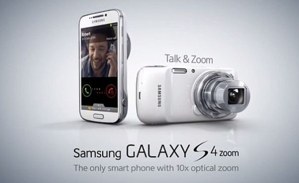 Samsung, Galaxy S4 Zoom, Samsung Galaxy S4 Zoom