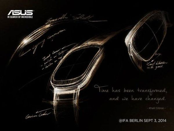 ASUS, Smartwatch