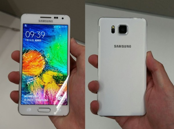 Samsung, Galaxy Alpha, Samsung Galaxy Alpha