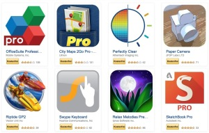 Amazon, Gratis Apps