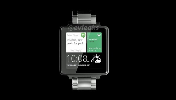 HTC, Smartwatch, HTC Smartwatch
