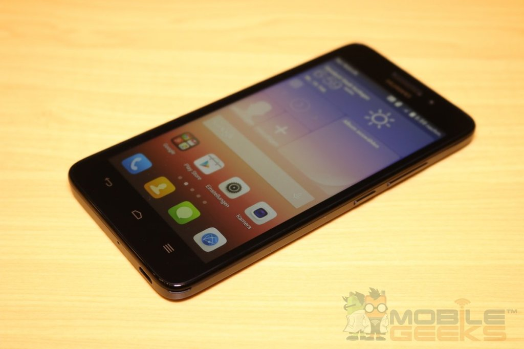 Huawei, Ascend G620S, Huawei Ascend G620S