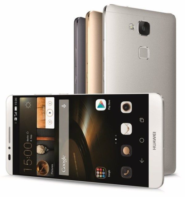 Huawei Mate 7 Android Smartphone