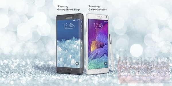 Samsung Galaxy Note 4, Samsung Galaxy Note Edge, Samsung, Galaxy Note 4, Galaxy Note Edge