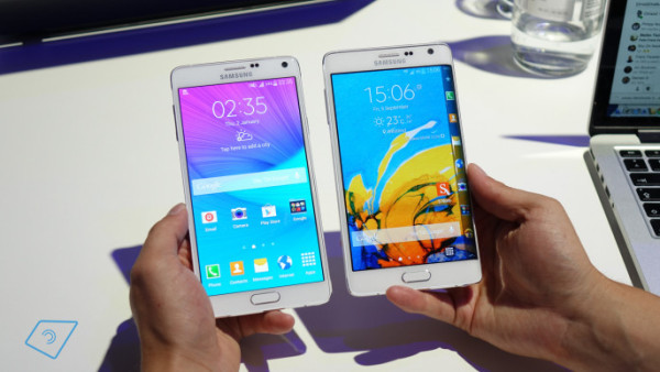Samsung, Samsung Galaxy Note 4, Galaxy Note 4, Samsung Galaxy Note Edge, Galaxy Note Edge