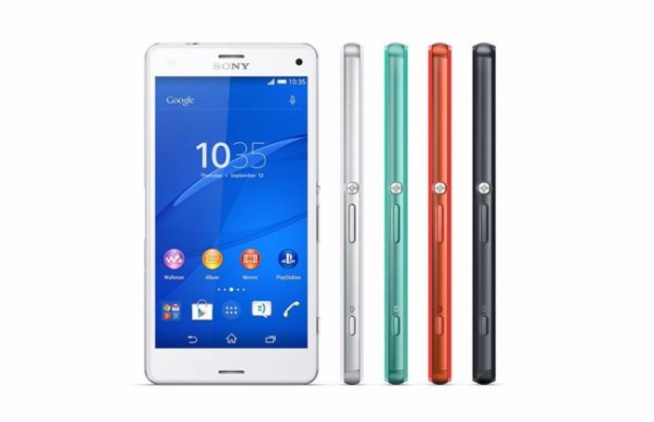 Sony Xperia Z3 Compact Android Smartphone