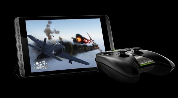NVIDIA Shield Tablet, NVIDIA