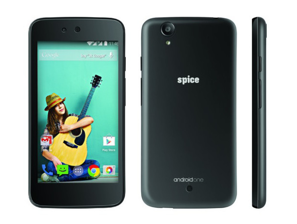 Spice, Android One Dream, Spice Android One Dream