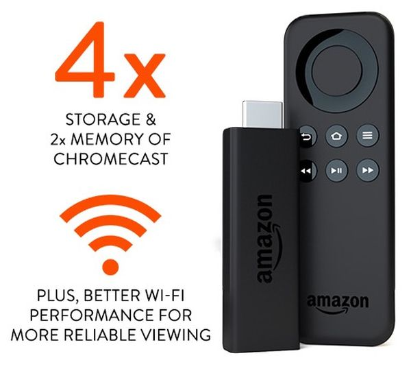 Amazon Fire TV-Stick
