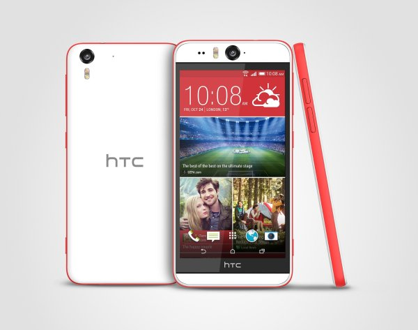 HTC Desire Eye Android Smartphones