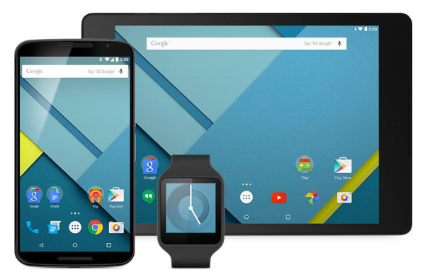 Android 5.0 Lollipop, Android 5.0, Android Lollipop