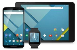 Android 5.0 Lollipop Devices