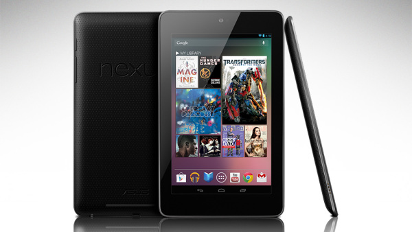 Nexus 7 (2012) Android Tablet