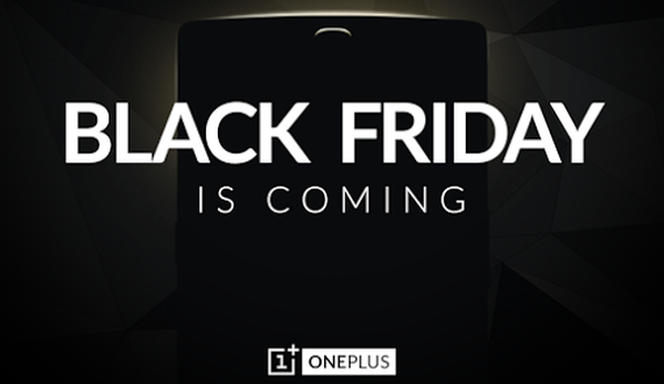 OnePlus Black Friday Special