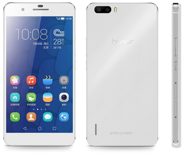 Huawei Honor 6 Plus Android Smartphone