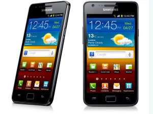 Samsung Galaxy S2 Android Smartphone