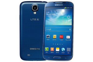 Samsung Galaxy S4 LTE-A Android Smartphone