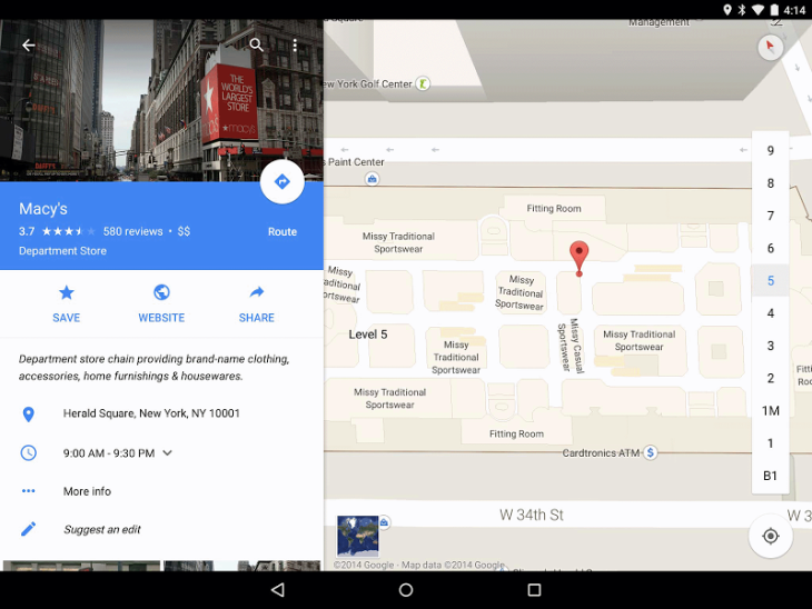 how to download a google my map