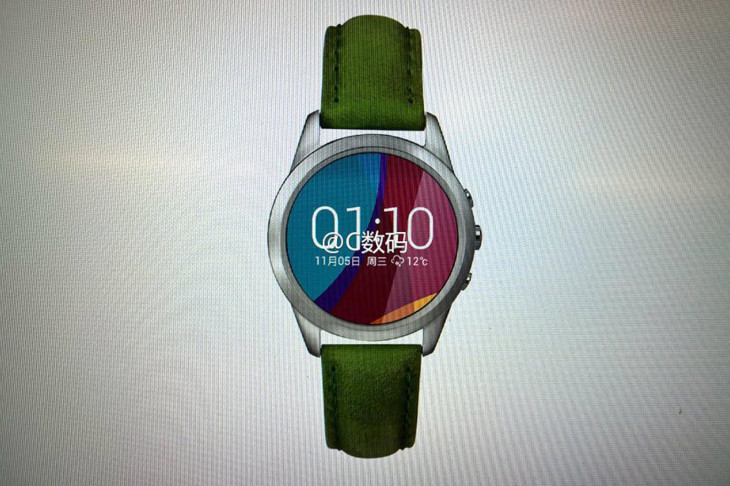 Oppo Smartwatch Front