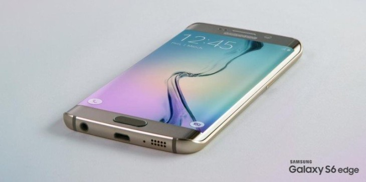 Samsung Galaxy S6 edge Android Smartphone