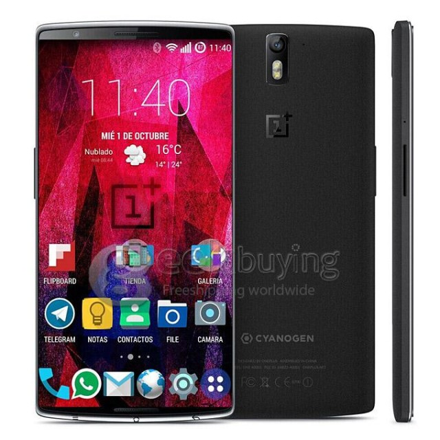 OnePlus Two Leak