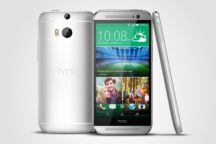 HTC One M8s Produktbild