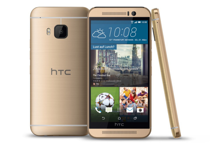 HTC One M9 Produktbild