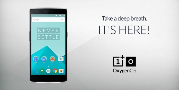 OxygenOS-It's here!