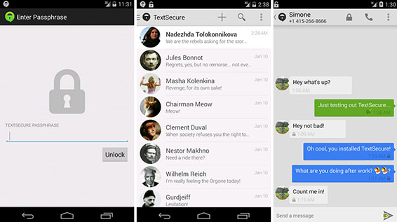 textsecure-whispersystems