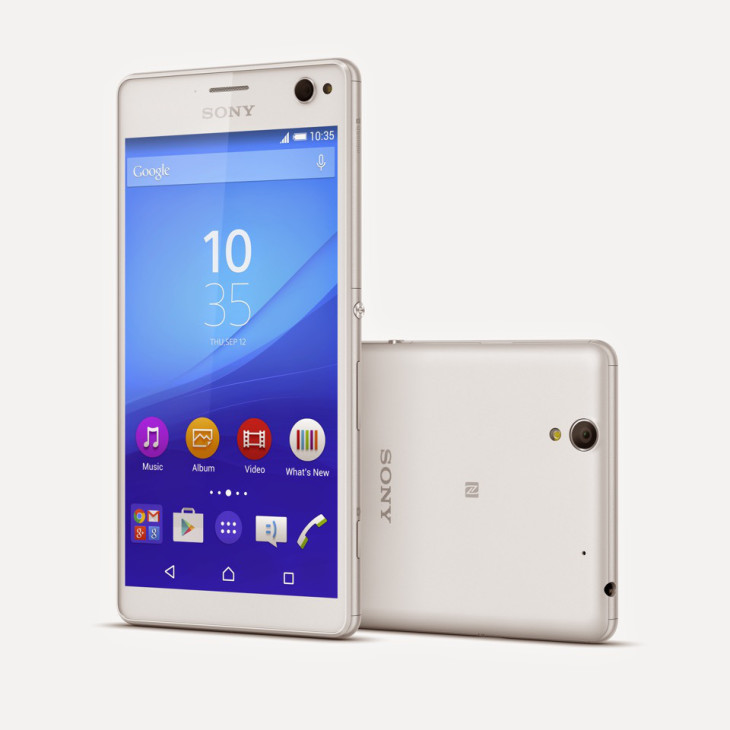 Sony Xperia C4 Android Smartphone