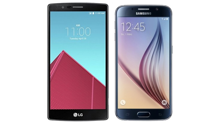 LG G4 vs. Samsung Galaxy S6 Kameratest