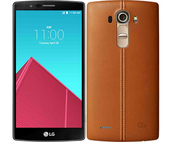 LG G4 official