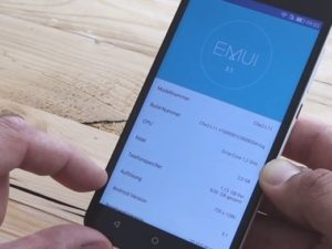 Honor 4X Android 5.1 Lollipop Firmware im Video