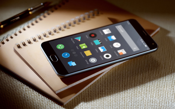 Meizu M2 Note Android Smartphone