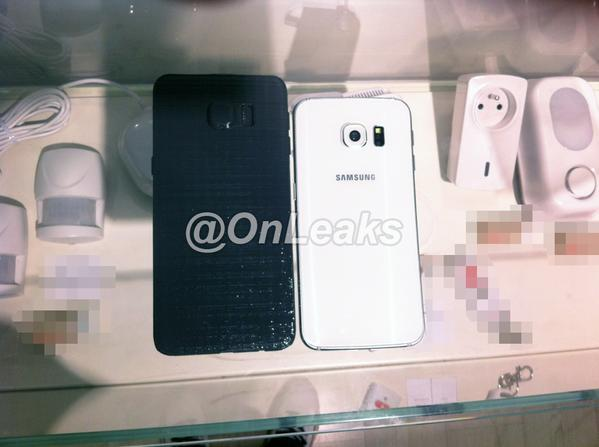 Samsung Galaxy S6 Note Leak