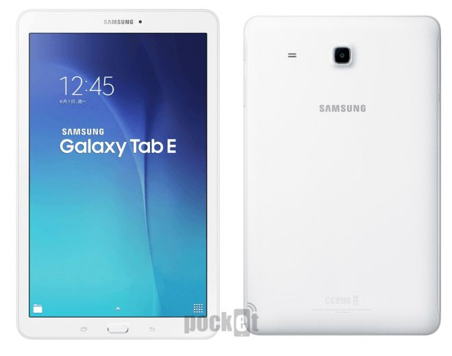 Samsung Galaxy Tab E 9.6 Android Tablet