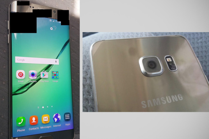 Sasmsung Galaxy S6 edge Plus Leak