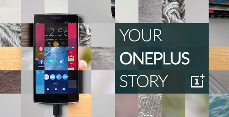OnePlus Two Story-Wettbewerb