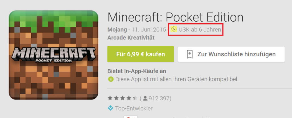 usk play store