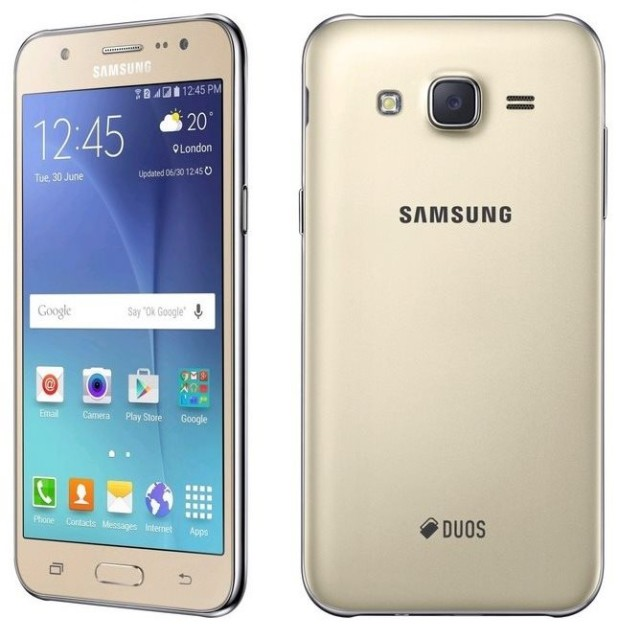 Samsung Galaxy J5 Android Smartphone