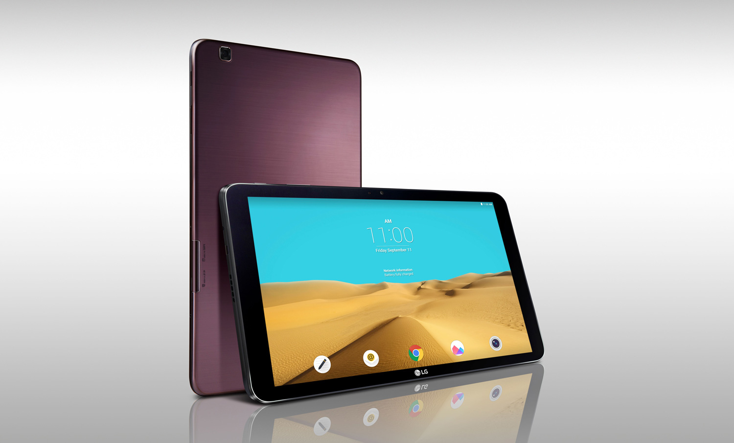 LG G Pad 2 10.1 Android Tablet
